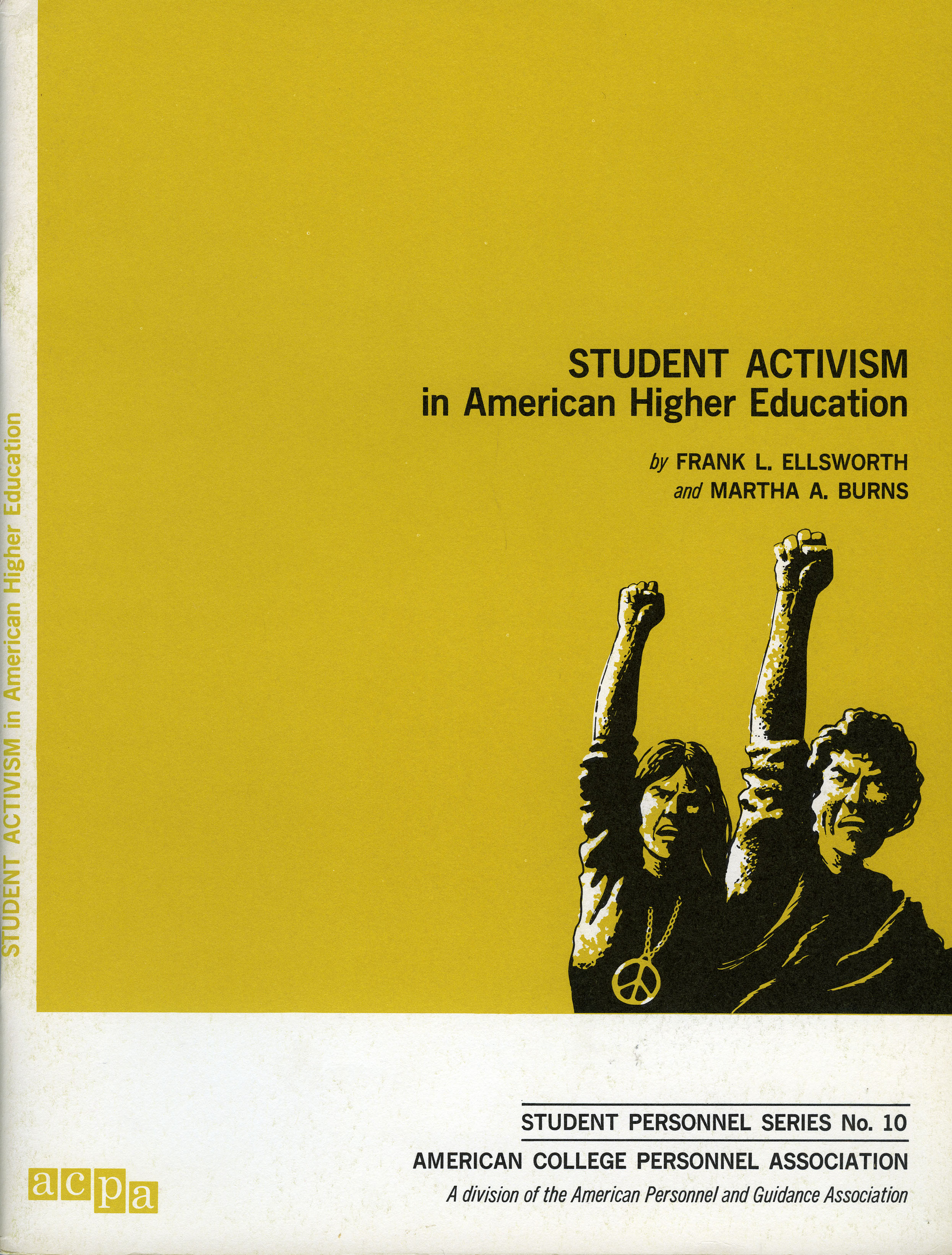 Student Activism in American Higher Education
