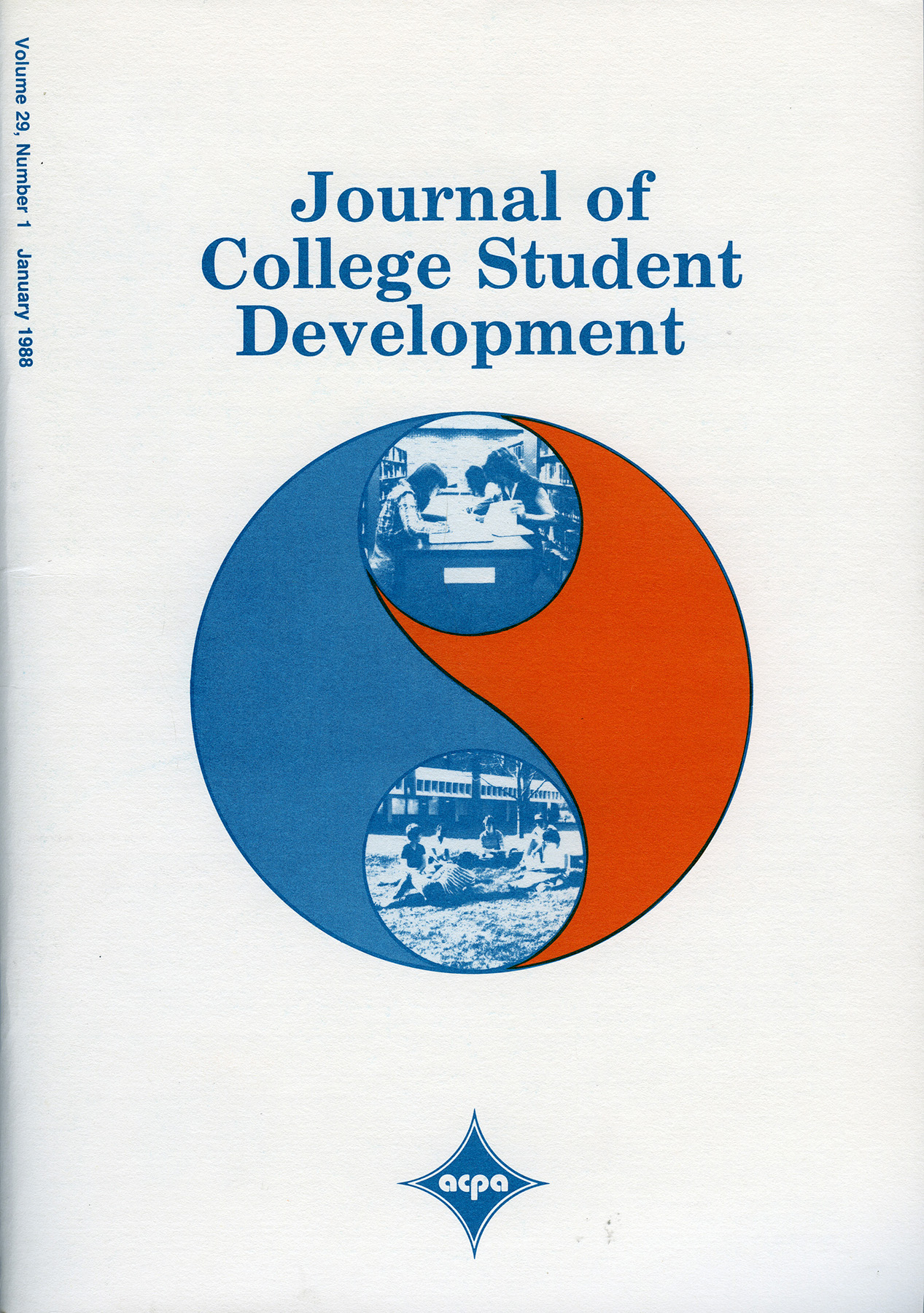The Journal of College Student Personnel becomes The Journal of College Student Development