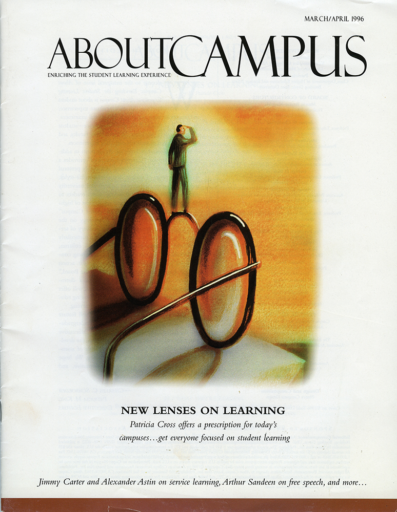 About Campus Debuts, spring 1996