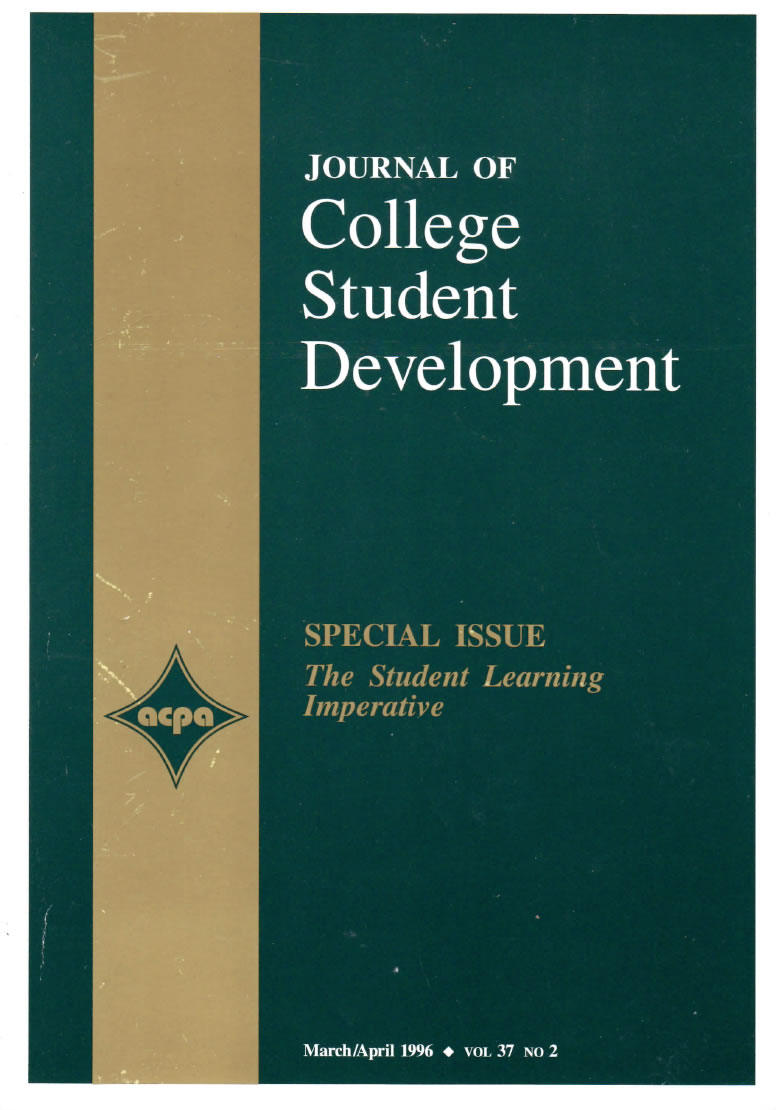 JCSD: Student Learning Imperative Special Issue