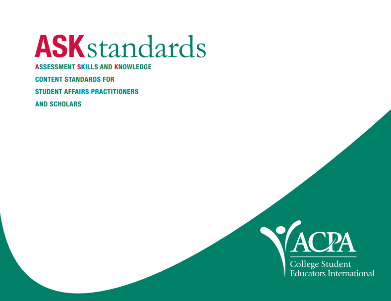 ASK Standards Booklet