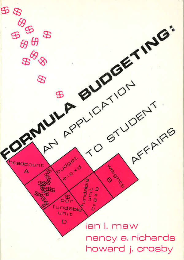 Formula Budgeting: An Application to Student Affairs